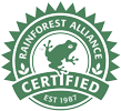 eco certified rainforest alliance