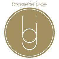 Brasserie Juste en onze koffies.